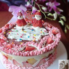 水果慕司蛋糕