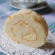 橙汁蛋糕卷