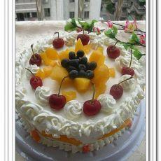 水果蛋糕DIY