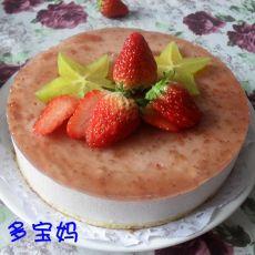 草莓幕斯蛋糕