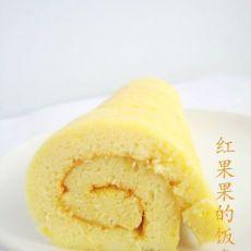 蜂蜜蛋糕卷