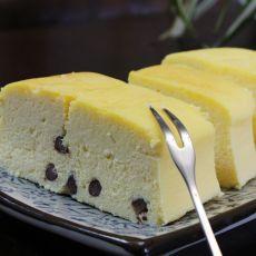 红豆重乳酪蛋糕