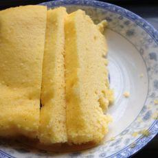 面包机全蛋蛋糕