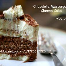 马斯卡彭乳酪蛋糕---免烤型