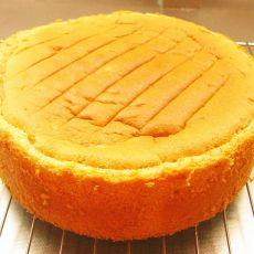 戚风香蕉蛋糕