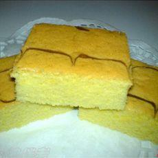 超松软海绵蛋糕