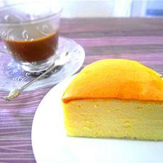 橙汁轻奶酪蛋糕