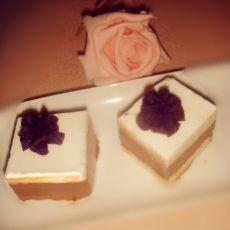 紫薯巧克力慕斯