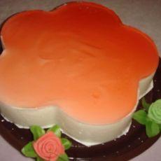 豆花乳酪慕司蛋糕