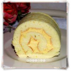 芒果奶酪蛋糕卷