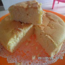 8寸原味轻芝士蛋糕