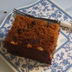 枣泥桂圆核桃蛋糕