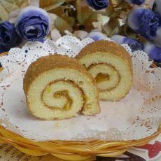 柚子酱蛋糕卷