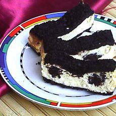 山寨奥利奥乳酪蛋糕
