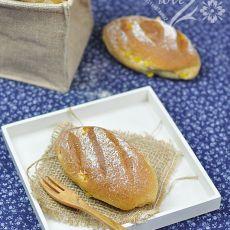 全麦玉米粒面包