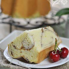 大理石快速面包的做法