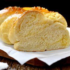 椰蓉辫子大面包