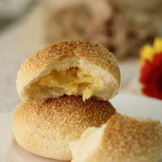 椰蓉奶酥面包的做法