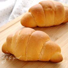 奶油卷面包