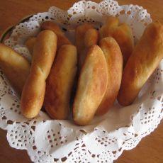 蜂蜜手指小面包