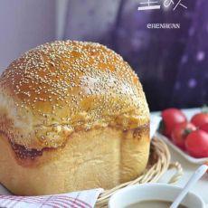 面包机版醇奶吐司