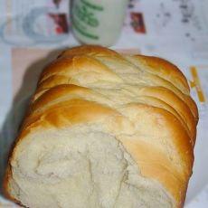 老面包辫子土司(面包机版)