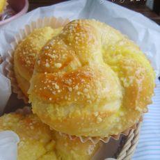 香酥椰卷面包的做法