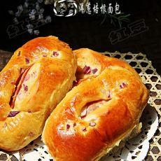 洋葱培根面包