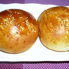 小餐包---面包处女作