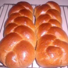 红糖大辨子面包