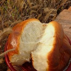 橄榄油版本老式面包