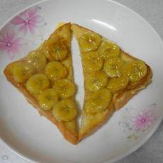 法式香蕉土司