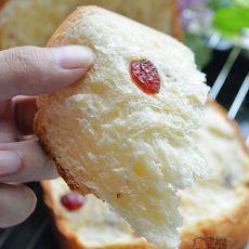 蔓越莓土司