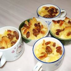 奶香葡萄干面包的做法