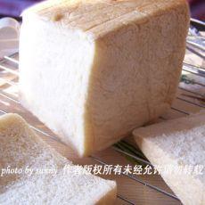 淡奶油北海道土司