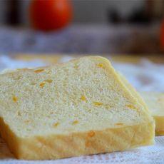 橙皮面包的做法