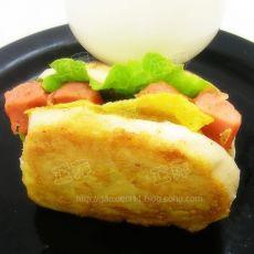 中式三明治