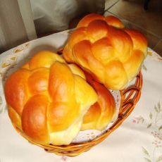 奶酪绣球面包