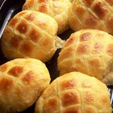卡仕达南瓜面包