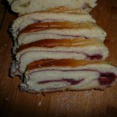 北海道果酱面包
