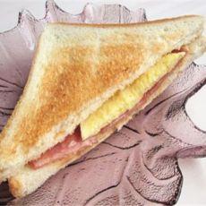 夹心三明治