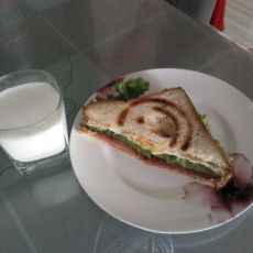 私家三明治