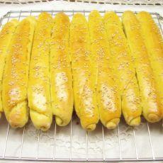 芒果奶香排包