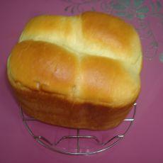 面包机自制面包