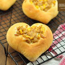 金枪鱼玉米面包