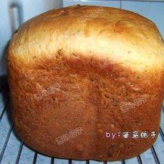 面包机版蜜豆大面包
