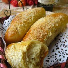 香蕉小面包