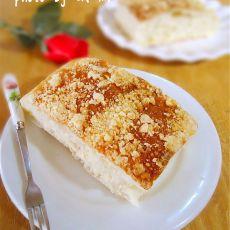 奶酥方块面包