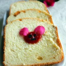 汤种提子面包