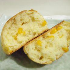 奶香玉米小餐包的做法